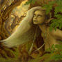 Dryad of the Oaks
